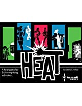 Heat: A Heist Card Game
