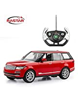 Licensed Land Rover Range Rover SUV Electric RC Truck 1:14 Scale Rastar RTR (Colors May Vary) Authen
