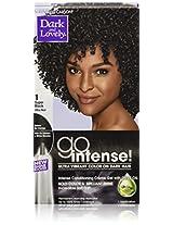 Softsheen Carson Dark And Lovely Go Intense Hair Color, Super Black