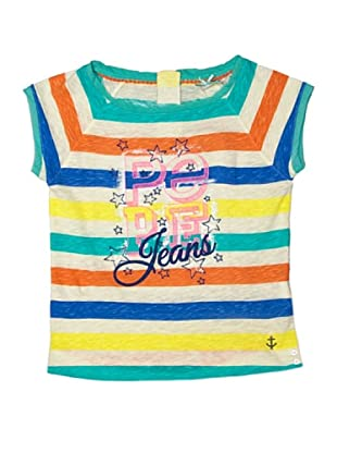 Pepe Jeans London Camiseta Renell (Multicolor)