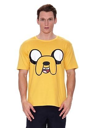 Licencias Camiseta Hora De Aventuras (Amarillo)