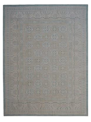 Kalaty One-of-a-Kind Pak Rug, Earth Tone, 9' 9