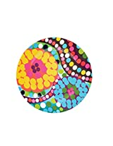 French Bull - Melamine Dinner Plate - 11-Inch Dinner Plate - for Indoor and Outdoor Dining - Bindi