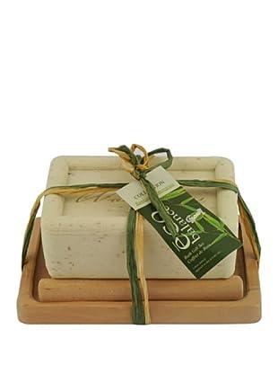Gloss! Estuche de Baño Eco Balance Bambú y Citronela