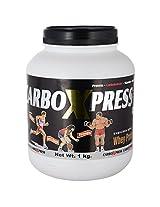Ankerite Carbo Xpress Veg Powder (Chocolate) - 1000 g
