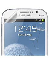 DNG Clear Screen Guard Scratch Protector for Samsung Galaxy Grand Duos i9082