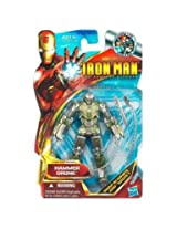 Iron Man The Armored Avenger Concept Series Hammer Drone Figure #44