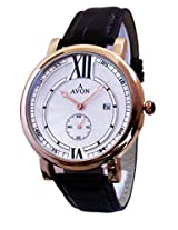 A Avon Silver Dial Analogue Watch for Men (1001992)