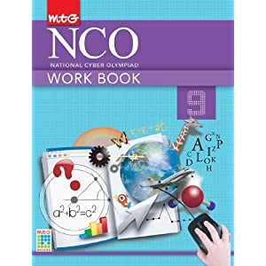 MTG National Cyber Olympiad Work Book Class 9 (Old Edition)