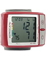 Advocate Kd-7902 Wrist Blood Pressure Monitor With Color Indicator