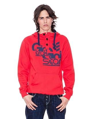 Gio Goi Sudadera Ranked (Rojo)