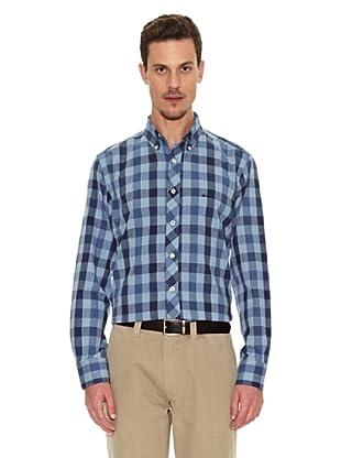 Tenkey Camisa Pickens (Azul)