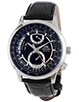 Orient Men's CDH00001B Explorer Power Reserve Meter Watch