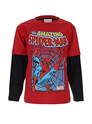 Marvel Longsleeve Spiderman Battle