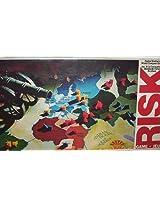 Risk 1980 Board Game