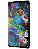 Nexus 7 FHD (2013) Case, Cruzerlite Print Case (PC Case) Compatible for New Nexus 7 FHD (2013) - Microcystalline