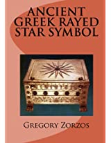Ancient Greek Rayed Star Symbol