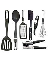 KitchenAid 7 Piece Tool and Gadget Set, Black