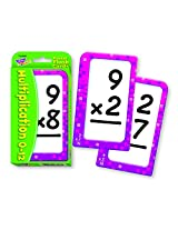 Trend Enterprises Inc. Pocket Flash Cards 56 Pk 3 X 5 (Set Of 12)