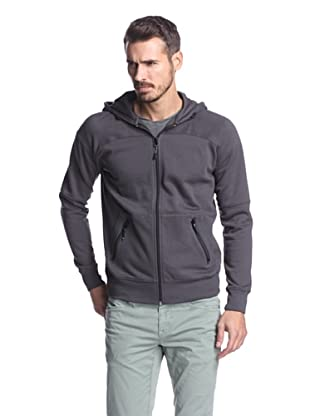 Union Jeans Men's Spirit and Soul Hoodie (Alloy)
