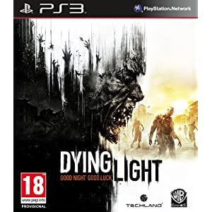 Dying Light PS3 Game