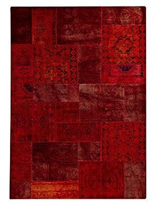 Mat Vintage Renaissance Rug (Red)