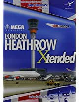 Mega Airport London-Heathrow Extended (Add-on Only) Requires FSX or FS2004 or Prepar3D (PC)