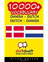 10000+ Danish - Dutch Dutch - Danish Vocabulary