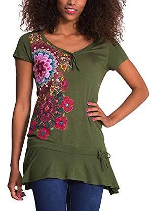 Desigual Camiseta Manga Corta Daniela