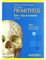 Texto y atlas de anatomia 2 / Text and Atlas of Anatomy: Cabeza, Cuello Y Neuroanatomia / Head, Neck, and Neuroanatomy: 3