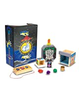 2 Item Bundle: Melissa & Doug 1280 Discovery Magic Set + Free Activity Book
