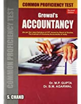 Grewals Accountancy: Common Proficiency Test