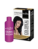 Zever's creme hair color (50 ml) (black)