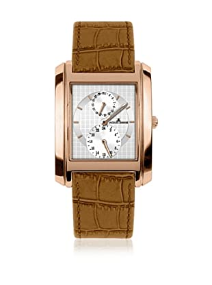 Jacques Lemans Quarzuhr Format 1-1394 cognac 37 x 51 mm