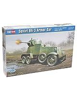 Hobby Boss Soviet BA-3 Armor Car Model Kit