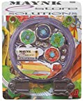 Beyblade Stadium Battle with 4 Beyblades & 2 Launchers Bey Blade Spinning Tops Toy Indoor Masters Game Metal Fighters Fury 5D System