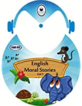 English Stories For Kids (Set of 5 Video dvd's)