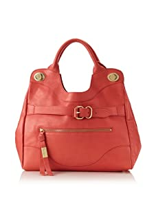 Foley + Corinna Women's Jet Set Tote (Coral)