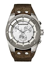 Marc Ecko Chronograph Silver Dial Men's Watch - E20071G1