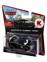 Disney / Pixar CARS 2 Movie Exclusive 155 Die Cast Car with Synthetic Rubber Tires Lewis Hamilton
