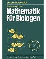Einführung in die Mathematik für Biologen