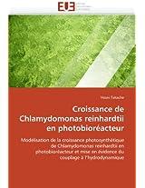 Croissance de Chlamydomonas Reinhardtii En Photobioreacteur (Omn.Univ.Europ.)