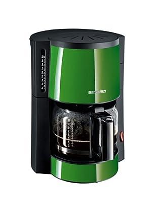 Severin 4308 - Cafetera Verde y Negra