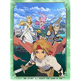 OVA �uTALES OF PHANTASIA�v THE ANIMATION ���O�h���V���E�G�f�B�V���� ��������