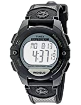 Timex Men's T40941 Expedition Digital Chrono Alarm Timer Charcoal/Black Nylon Strap Watch