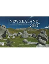 "New Zealand: Landscape Panoramas 360 (360 Degree Landscape Panoramas - The ""Fascinating Ones"")"