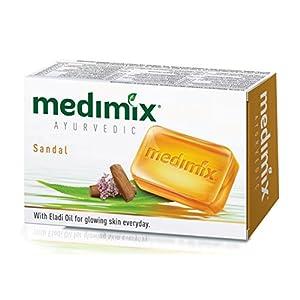 Medimix Ayurvedic Sandal Soap, 125g
