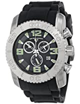 Swiss Legend Men's 10067-01 Commander Analog Display Swiss Quartz Black Watch