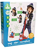 Early Learning Centre (ELC) Sing Star Microphone Music Set, Red