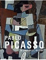 Pablo Picasso: I Don't Seek, I Find